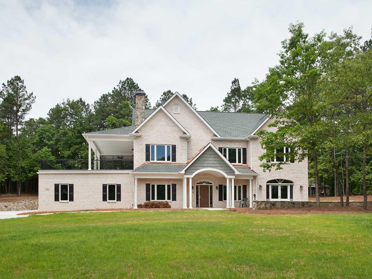 North carolina custom home contractor builder jcm for Carolina island house cost to build